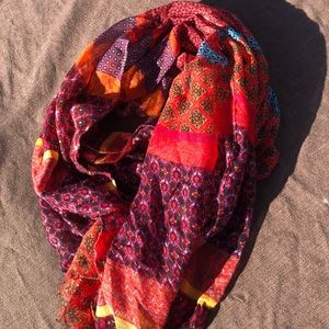 Accessories - Soft Moroccan Inspired Scarf